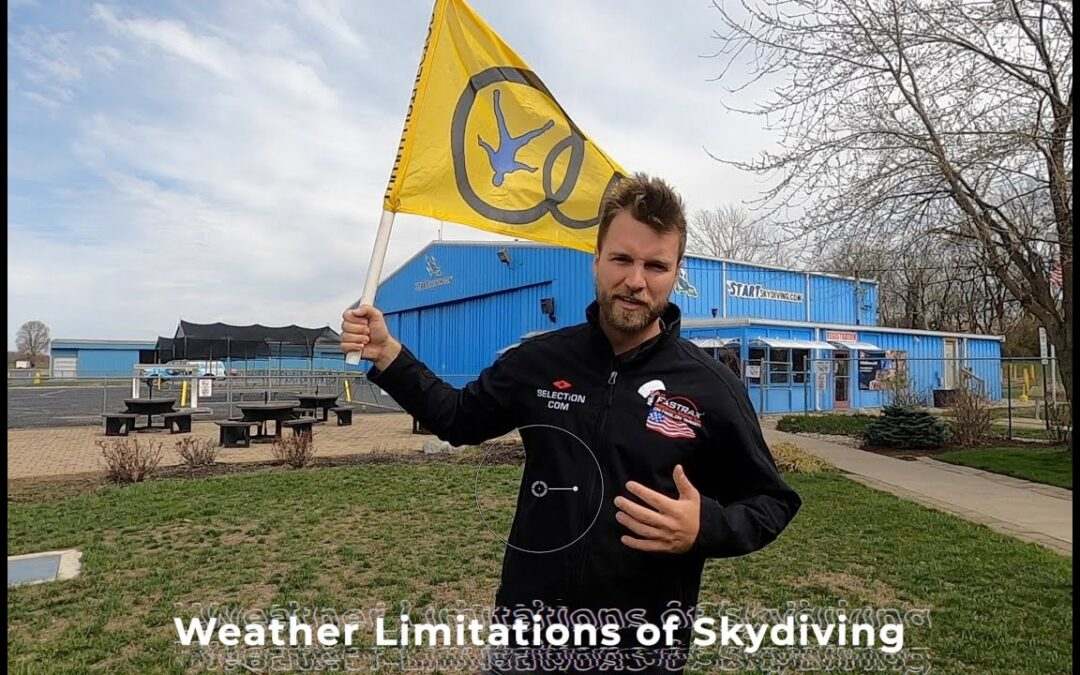 Episode 8: Weather Limitations for Skydiving
